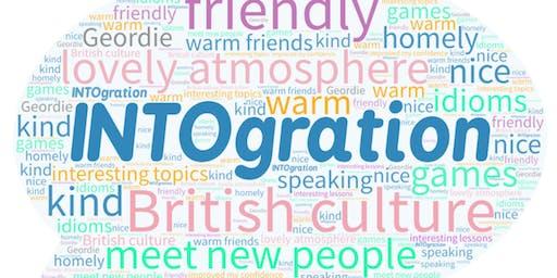 INTOgration Session 5: British TV Series!!!