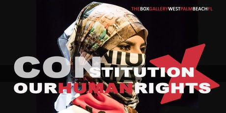 CONstitutionX: Our Human Rights tickets
