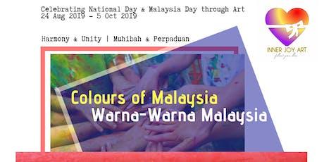 Colours of Malaysia : Harmony & Unity  tickets
