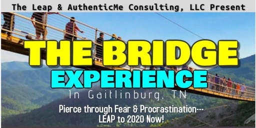 The Bridge Experience: Pierce Through Fear & Procrastination Leap into 2020 Now
