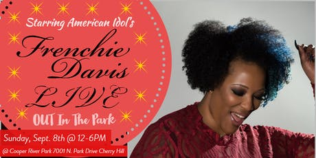 Frenchie Davis Live At Cooper River Park tickets