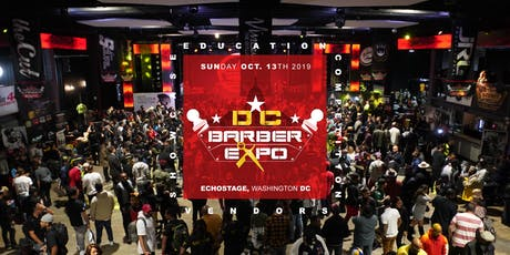 DC BARBER EXPO 2019 tickets
