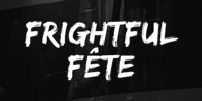 Frightful Fête: A halloween themed culinary event!