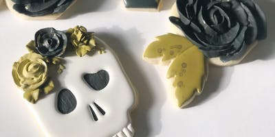 Cookie Decorating - Halloween Style