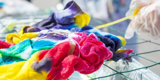 Society's Tie Dye Party!