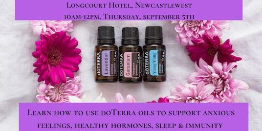 Essential Oils Made Easy with Nicola Hogg