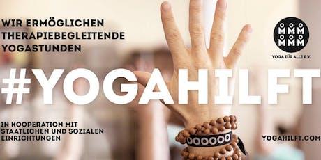1. Fachtag: soziales Yoga Tickets