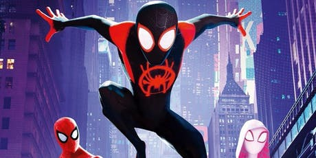 """Faith & Film September Watch Party - """"Spider-Man: Into the Spider-Verse"""" tickets"""