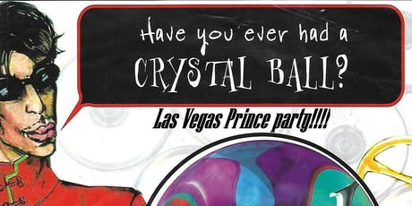 The Crystal Ball tickets