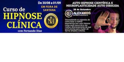 Combo Hipnose Clínica e Auto-Hipnose