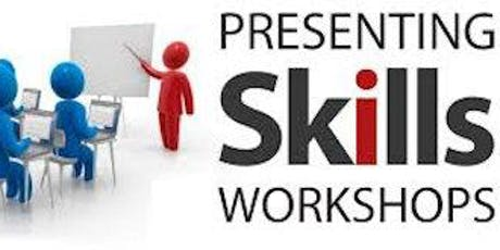 Develop Your Presentation Skills C0010 tickets