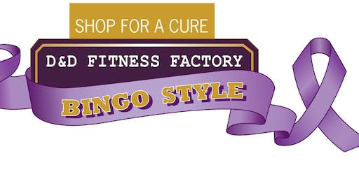 2nd Annual Shop for a Cure - BINGO Style