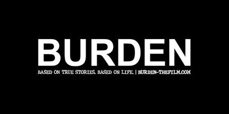 Atlanta Premiere Screening of BURDEN tickets