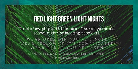 Red Light Green Light Nights  tickets