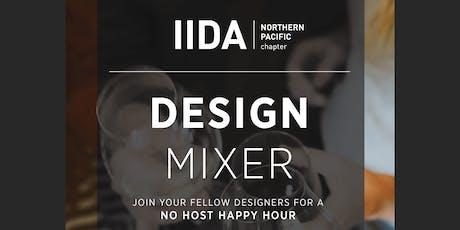 IIDA NPC Seattle | Design Mixer | September 17th tickets