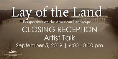 Lay of the Land: Artist Talk