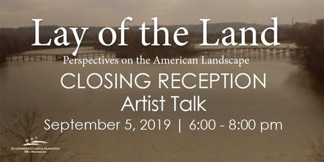 Lay of the Land: Artist Talk tickets