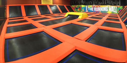 Jump Back to School at Urban Air