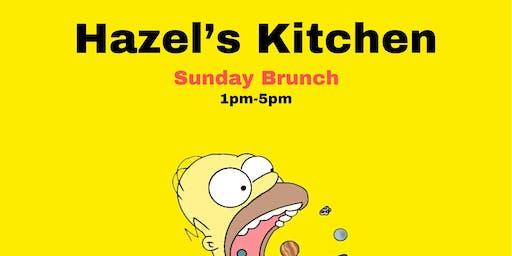 Hazel's Kitchen Sunday Brunch