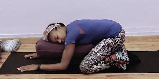 Yoga For Relaxation and Sleep
