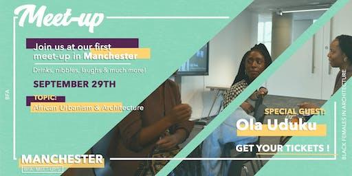 BFA Manchester Meet & Greet