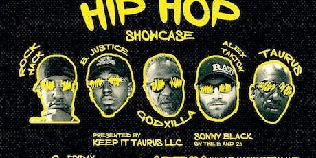 A Hip Hop Showcase tickets