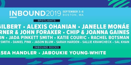 INBOUND 2019 - NSBE Boston Community Pass SIGNUP tickets