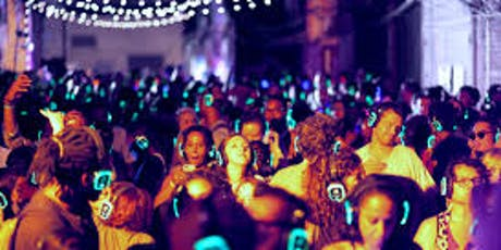Hidden Garden - 80s/90s woodland silent disco and chill event tickets