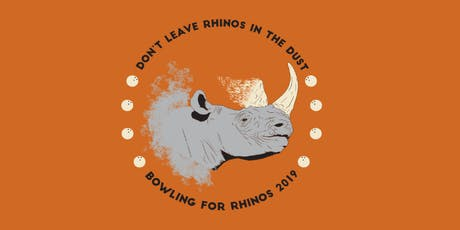 Bowling for Rhinos Fundraiser tickets
