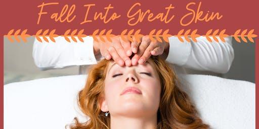 Fall Into Great Skin MedSpa Celebration