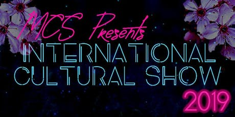 MCS International Evening tickets