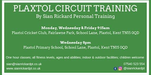 Plaxtol Circuit Training