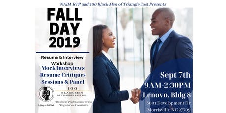 NABA Fall Day: Resume & Interview Workshop tickets