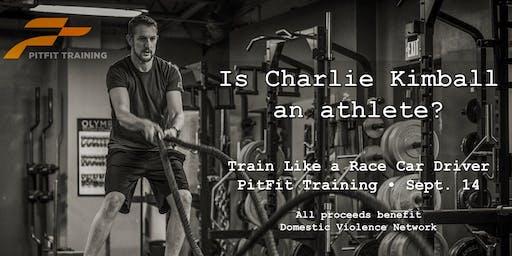 Fundraiser: Train Like a Race Car Driver