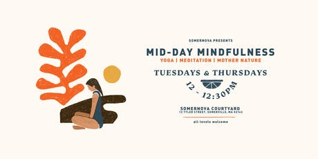 Mid-Day Mindfulness tickets