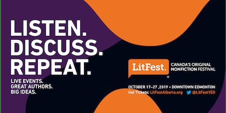 LitFest Presents: Talking to Strangers Part Deux tickets