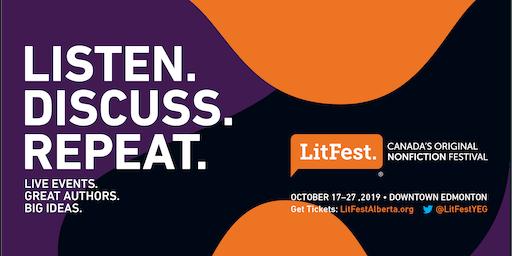 LitFest Presents: Talking to Strangers Part Deux