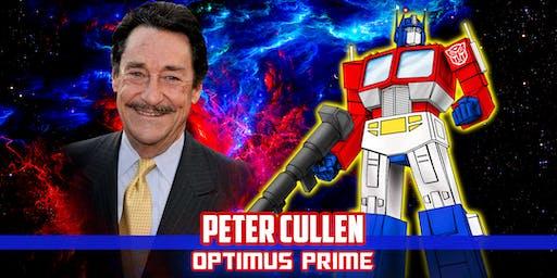 Peter Cullen Meet & Greet At Nerd Expo 2019