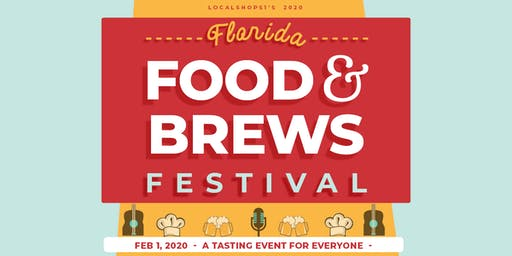 Florida Food & Brews Festival 2020