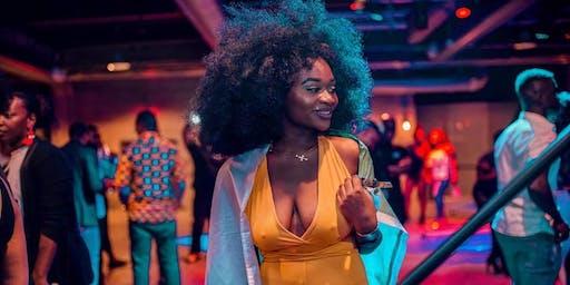Afropolitan Weekender (Nigerian Independence Edition)