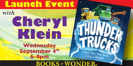 Launch Event for THUNDER TRUCKS by Cheryl Klein tickets