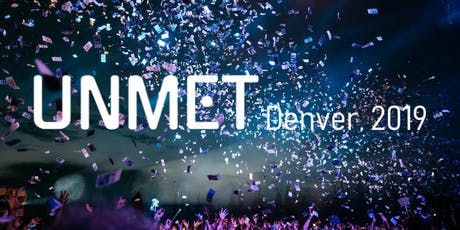 UNMET, Denver 2019 tickets