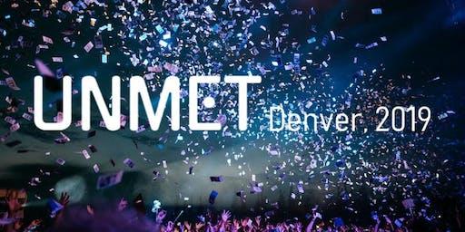 UNMET, Denver 2019