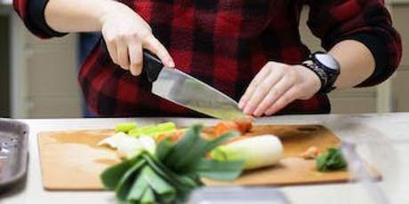 Cooking for Wellness - 2-Hour Basics: Sauces & Condiments - Session A tickets
