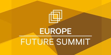 Europe Future Summit  tickets