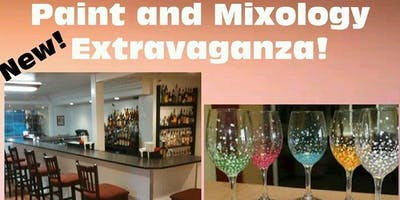 Paint and Mixology Extravaganza!