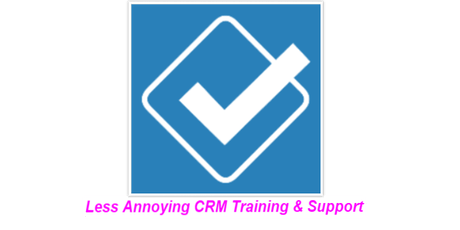 CRM Training & Support - Kendal - Saturday 16th November 2019 - 11am to 4pm tickets