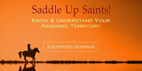 Saddle Up Saints II - REPEAT tickets