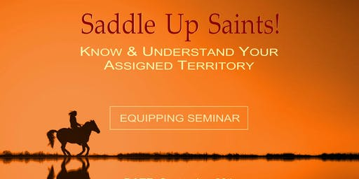 Saddle Up Saints II - REPEAT
