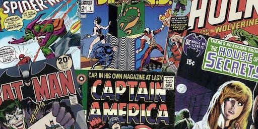 Portland Comic Expo 2019
